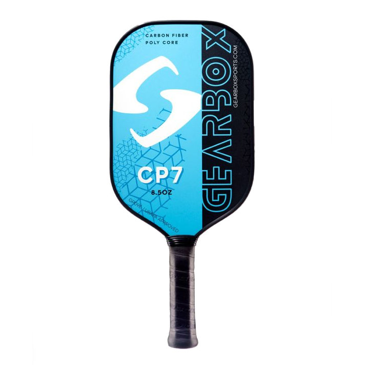 Gearbox CP7 Black/Blue Pickleball Paddle