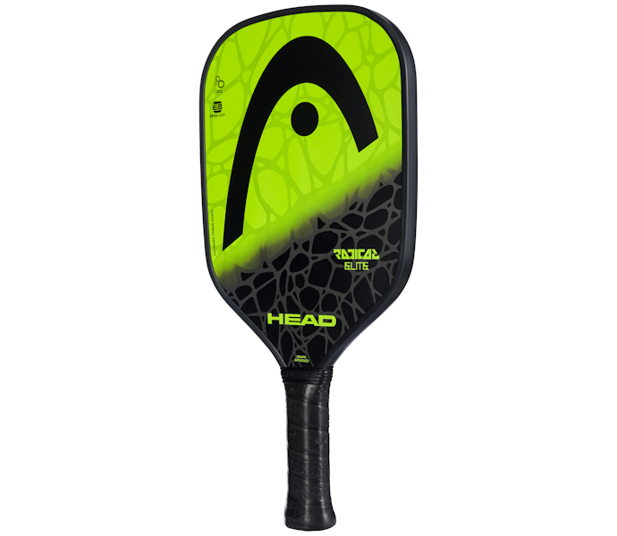 Head Radical Elite (Green/Black) Pickleball Paddle (226538)