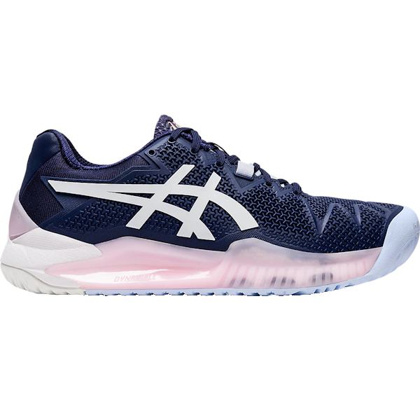 ASICS Gel-Resolution 8 Women's OUTDOOR Shoes (Peacoat/White) (1042A072.401)