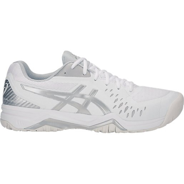 ASICS Gel-Challenger 12 Men's OUTDOOR Shoe (White/Silver) (1041A045.113)