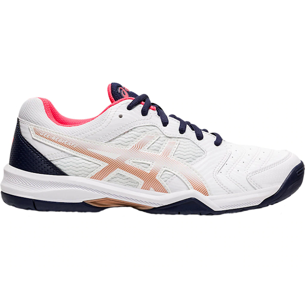 ASICS Gel-Dedicate 6 Women's OUTDOOR Shoe (White/White) (1042A067.103)