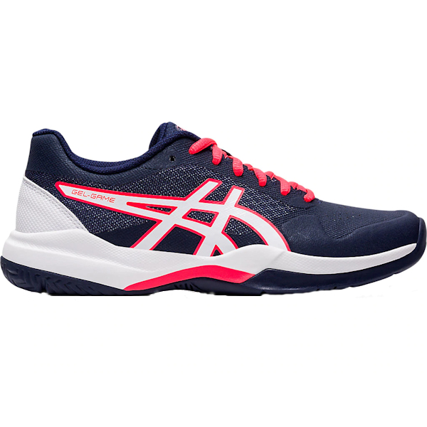ASICS Gel-Game 7 Women's OUTDOOR Shoes (Peacoat/White) (1042A036.405)