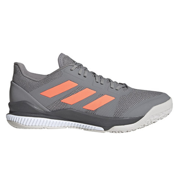 Adidas Stabil Bounce INDOOR Men's  (EH0847) (Grey Three/Signal Core/Grey Six)