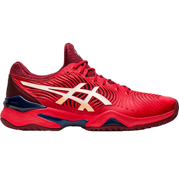 ASICS Court FF OUTDOOR Shoes (Classic Red/White) (1041A083.600)