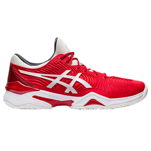 ASICS Men's Court FF NOVAK OUTDOOR Shoes (Classic Red/White) (1041A089.603)