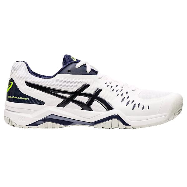 ASICS Gel-Challenger 12 Men's OUTDOOR Shoe (White/Peacoat) (1041A045.116)