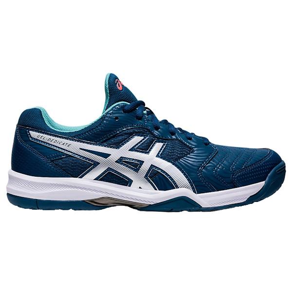 ASICS Gel-Dedicate 6 Men's OUTDOOR Shoe (Mako Blue/White) (1041A074.404)