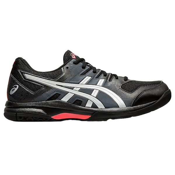 ASICS Gel-Rocket 9 Men's Indoor Shoes (1071A030.010) (Black/Sunrise Red)