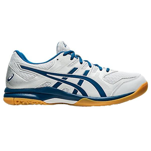 ASICS Gel-Rocket 9 Men's Indoor Shoes (1071A030.020) (Glacier Grey/Mako Blue)