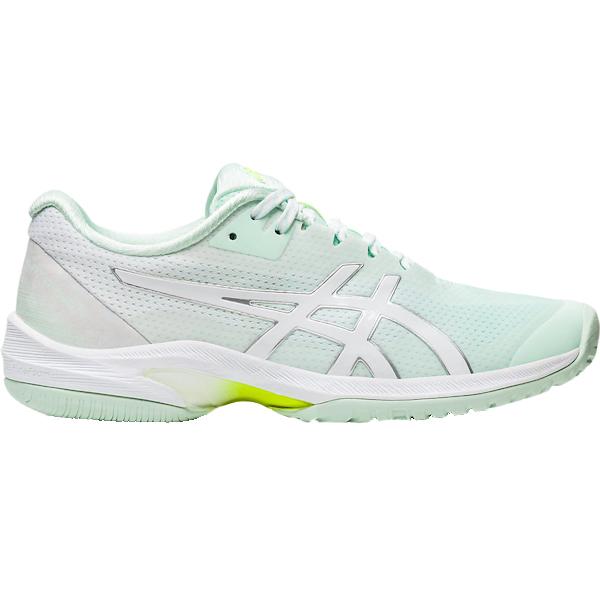 ASICS Court Speed FF L.E. Women's OUTDOOR Shoe (Mint Tint/White) (1042A106.300)