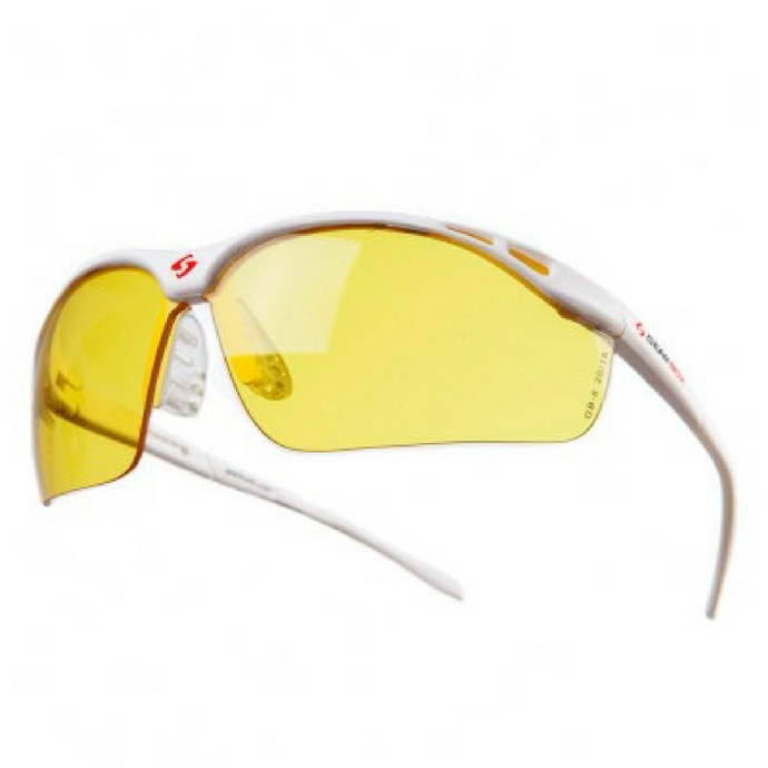 Gearbox Vision Slim Fit Eyewear (Amber Lense)