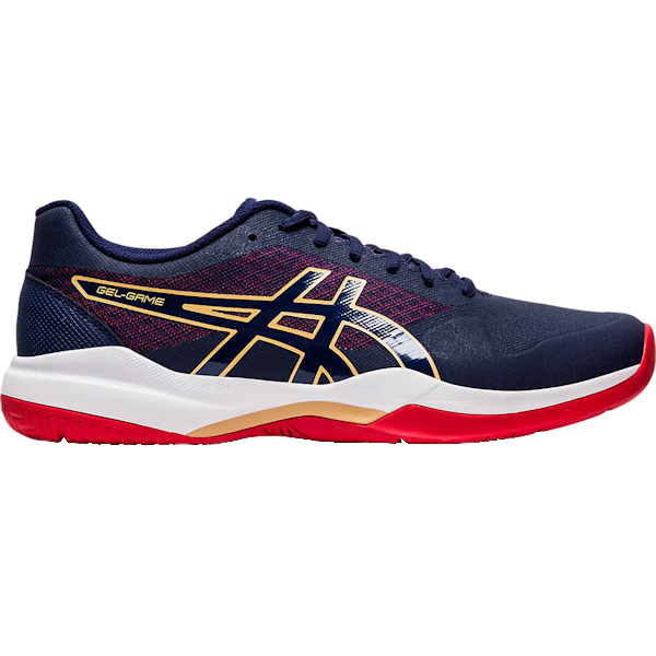 ASICS Gel-Game 7 Men's OUTDOOR Shoe (Peacoat/White) (1041A042.400)