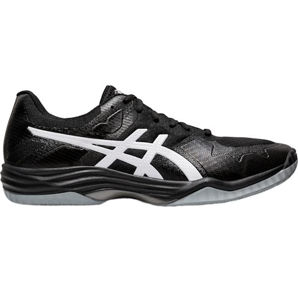 ASICS Men's Gel-Tactic Black/White INDOOR Shoes (1071A031.003)