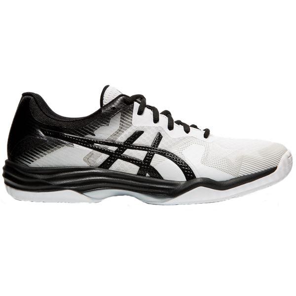 ASICS Men's Gel-Tactic White/Black Shoes (1071A031.100)