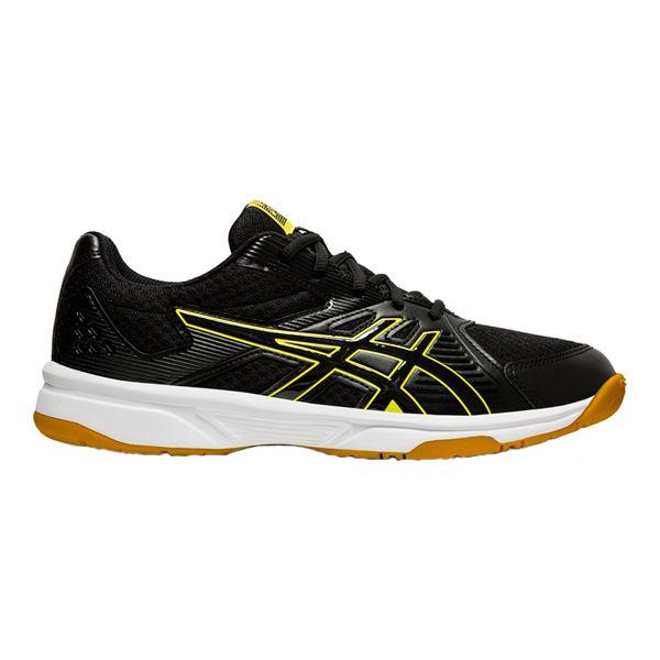 ASICS UpCourt 3 Men's Shoe (Black/Sour YUZU) (1071A019.003)