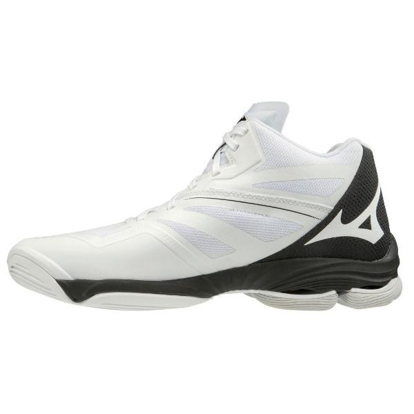 Mizuno Men's Wave Lightning Z6 MID INDOOR Shoes (430282.0090)
