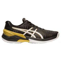 ASICS Men's Gel Tactic WhiteBlack Shoes (1071A031.100
