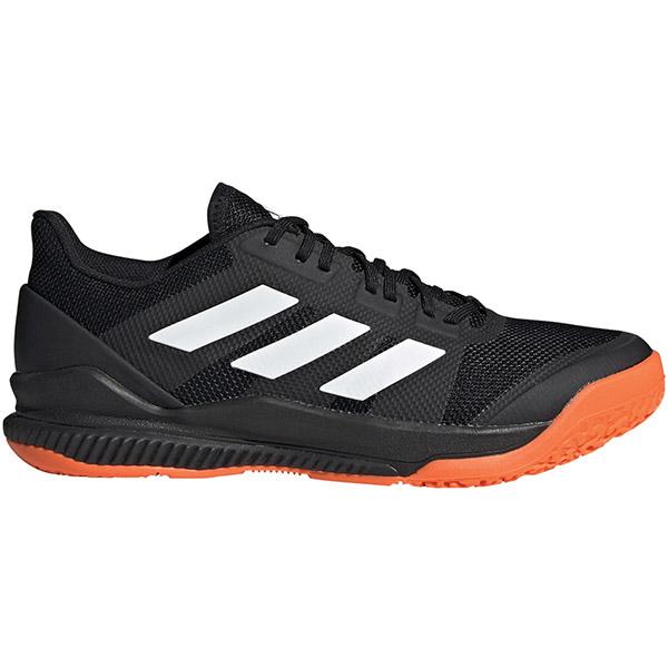 Adidas Stabil Bounce (M) (EF0207) (Core Black/Ftwr White/Solar Orange)