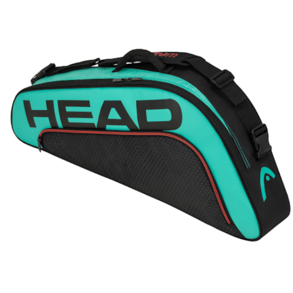 Head 2020 Tour Team 3R Pro (Black/Teal) (283160BKTE)
