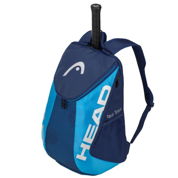 Head 2020 Tour Team BackPack (Navy/Blue) (283170NVBL)