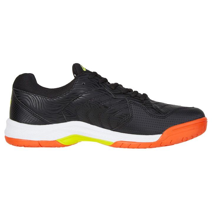 ASICS Gel-Dedicate 6 Men's OUTDOOR Shoe (Black/Silver) (1041A074.001)