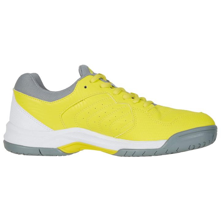 ASICS Gel-Dedicate 6 Women's OUTDOOR Shoe (Sour Yuzu/White) (1042A067.750)