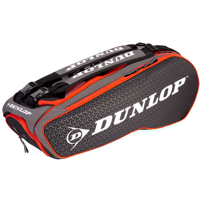 Dunlop Performance 8 Paddle Bag (Black/Red/White)