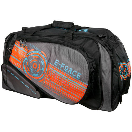 E-Force Medium  Bag Black w/ORANGE (71523)