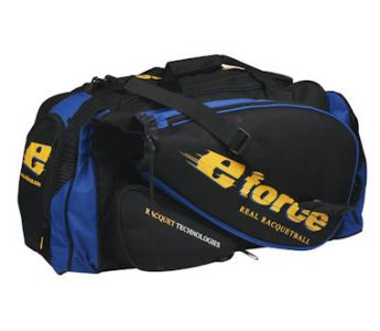 E-Force Medium Bag Blue/Black