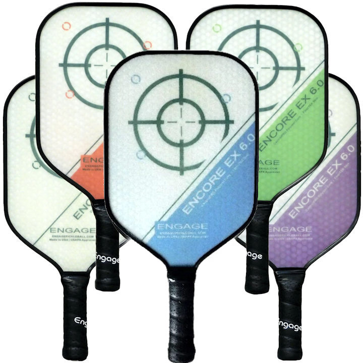 Engage Encore EX 6.0 Pickleball Paddle