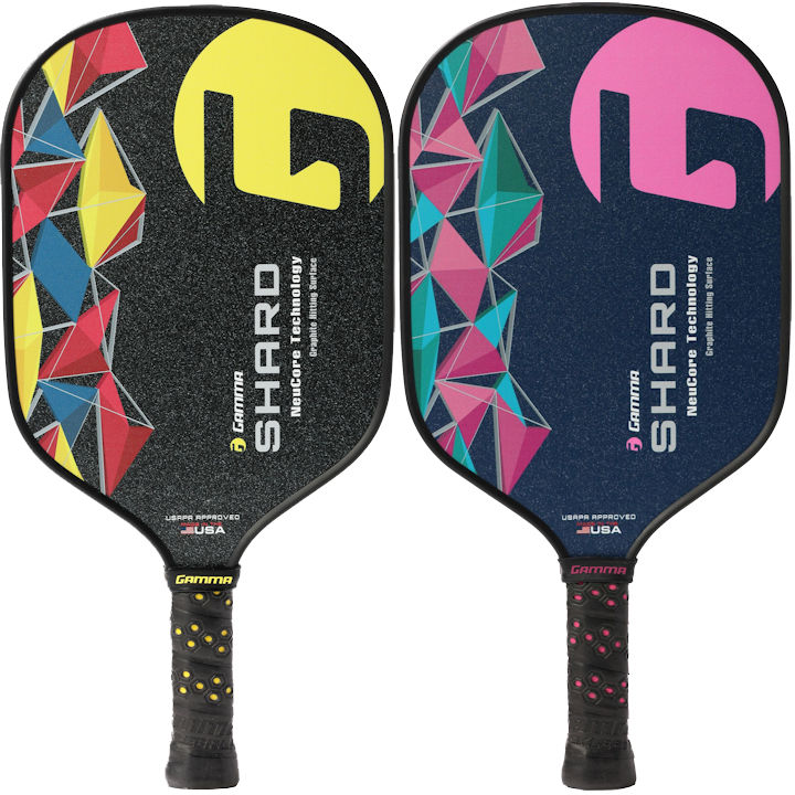 Gamma Shard NeuCore Pickleball Paddle Place