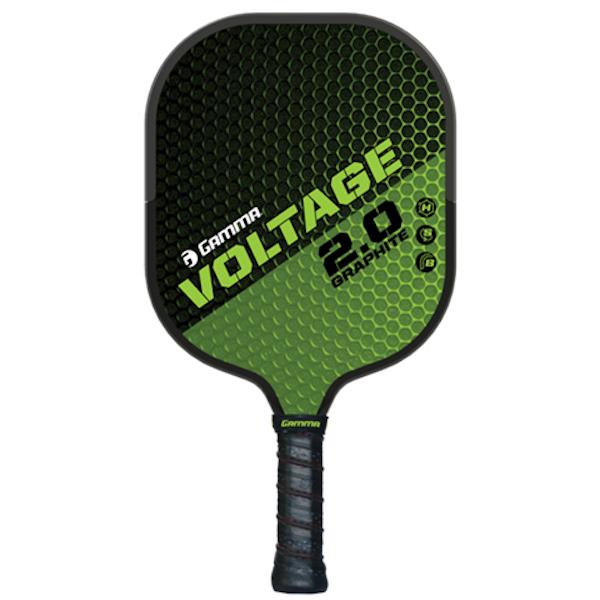 Gamma Voltage 2.0 Graphite Pickleball Paddle
