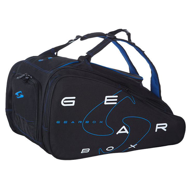 GearBox 2018 Black/Blue Ally Bag