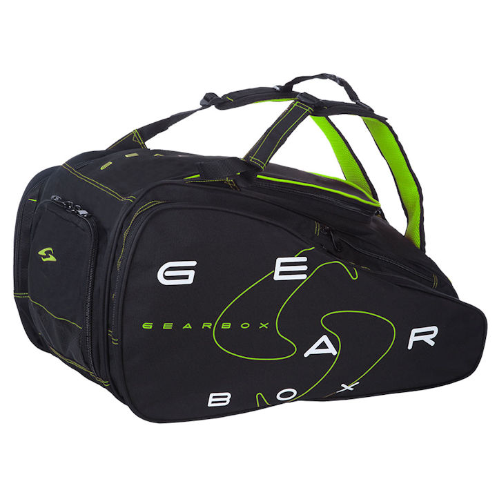 GearBox 2018 Black/Yellow Ally Bag