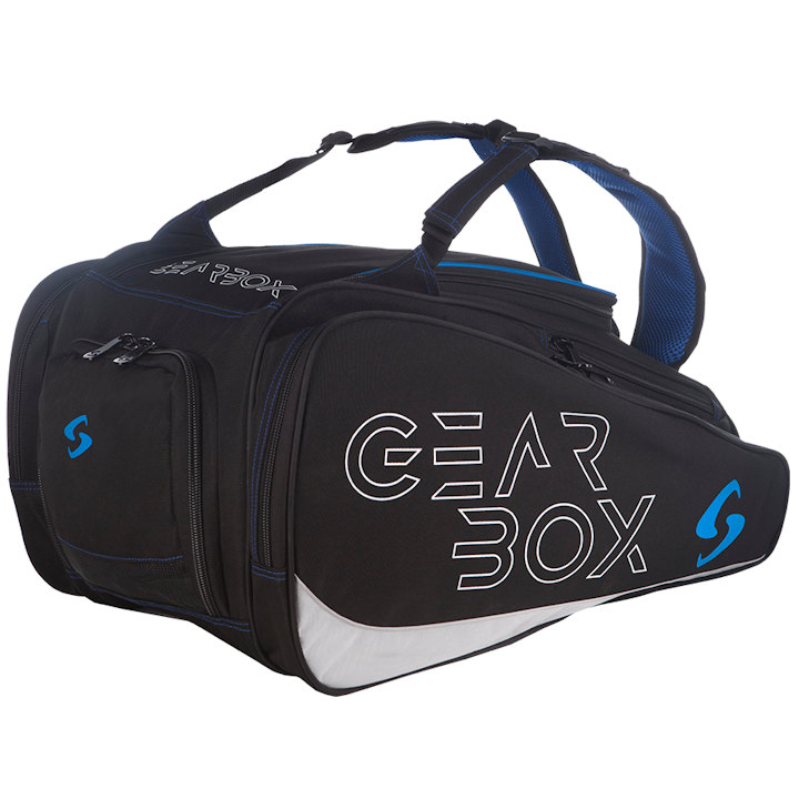 GearBox Black/Blue Ally Bag