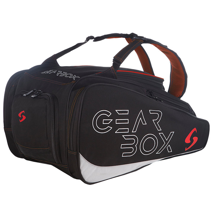 GearBox Black/Red Ally Bag