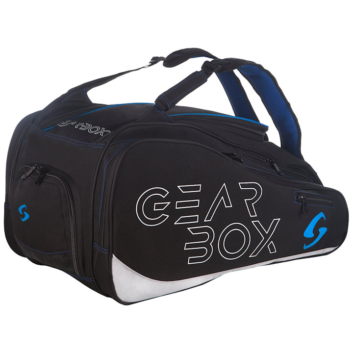 GearBox Black/Blue Club Bag