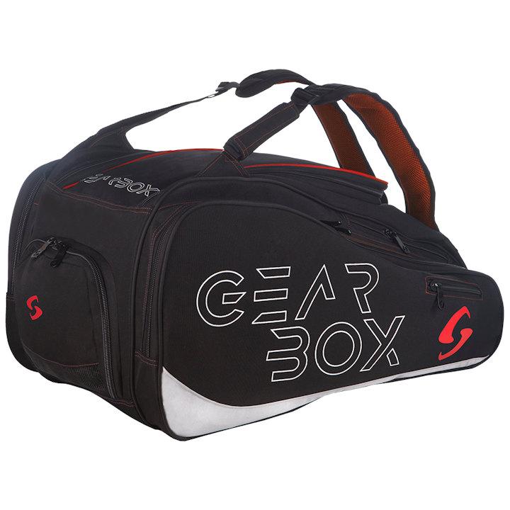 GearBox 2019 Black/Red Club Bag