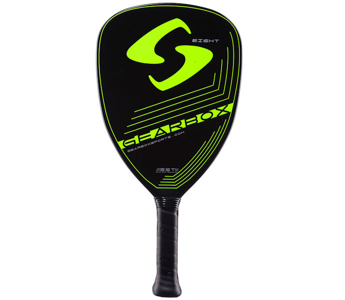 Gearbox Eight Pro Neon Yellow Pickleball Paddle