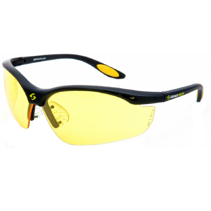 Gearbox Vision Eyewear (Amber Lens)