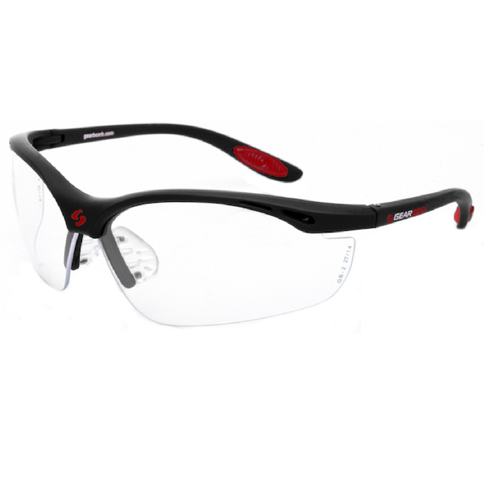 Gearbox Vision Eyewear (Black Frame)