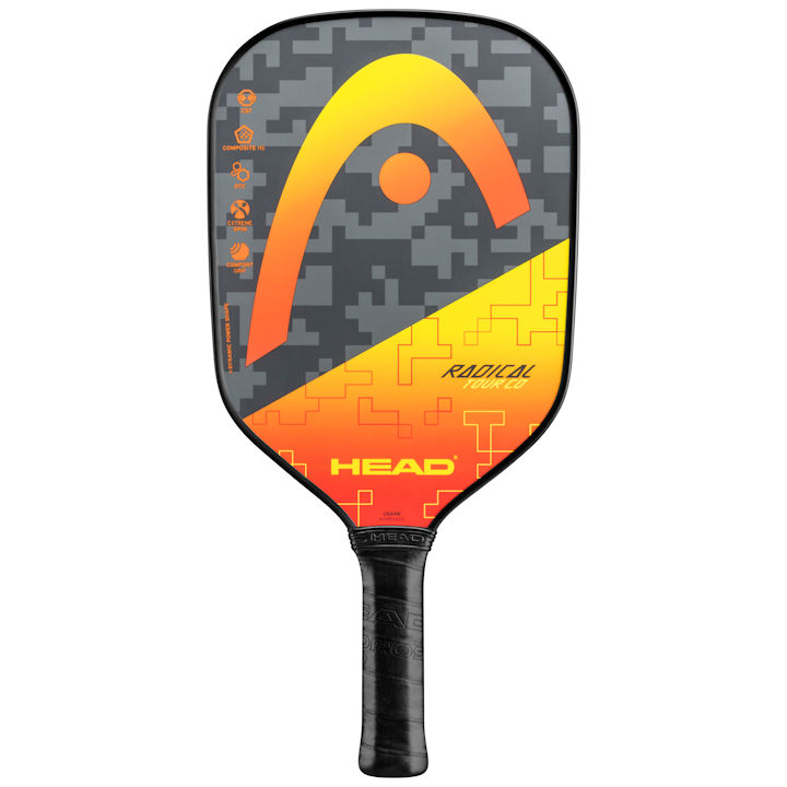 Head Radical Tour CO (Orange) Pickleball Paddle (226130)