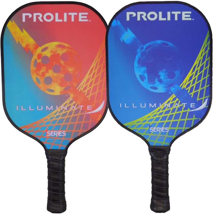 Pro-Lite I-Series Illuminate Pickleball Paddle