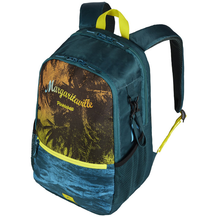 Margaritaville Backpack Teal/Yellow (283679)