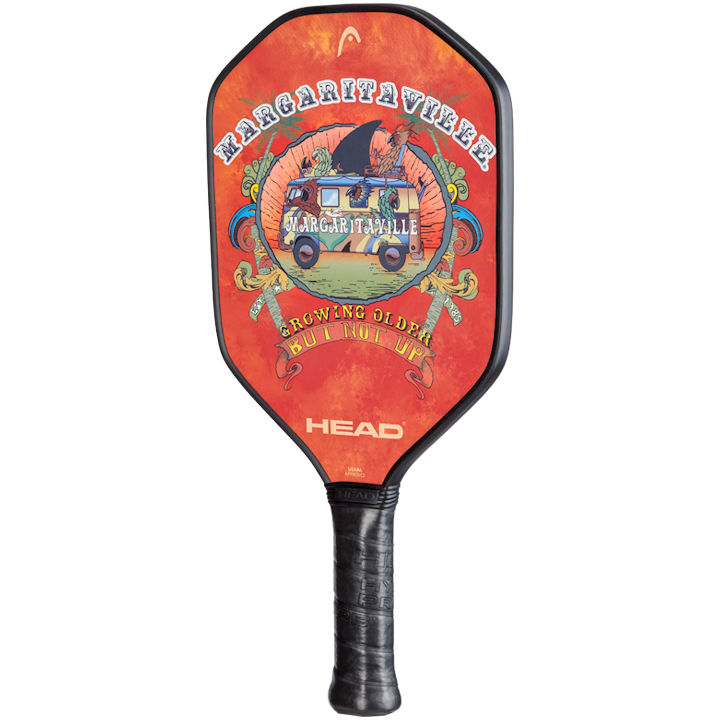 Head Margaritaville Growing Older But Not Up Pickleball Paddle (227049)