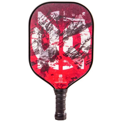 Onix Vertex Red Composite Pickleball Paddle