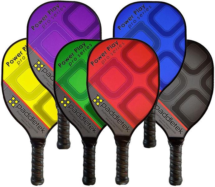 Paddletek Power Play Pro Pickleball Paddle