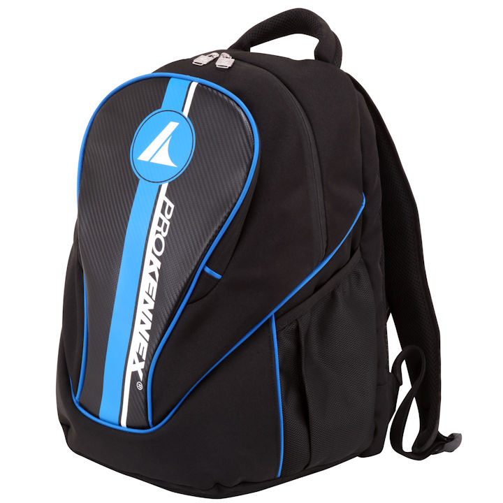 Pro Kennex Pro Black/Blue Racquetball Backpack(RB0772)