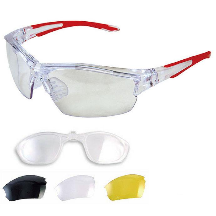 Pro Kennex KM Focus Clear Eyeguard