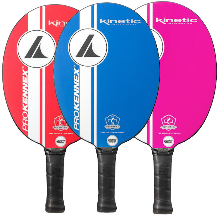 Pro Kennex Kinetic Ovation Speed Pickleball Paddle